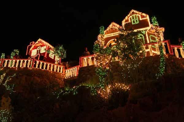 Aruba for Christmas