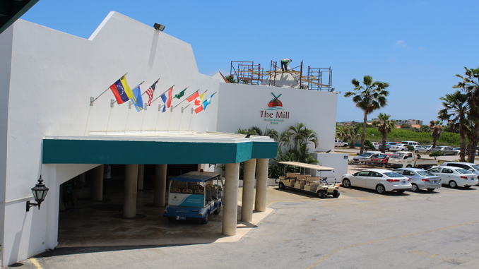 Inside The Mill Resort And Suites In Aruba During Renovations