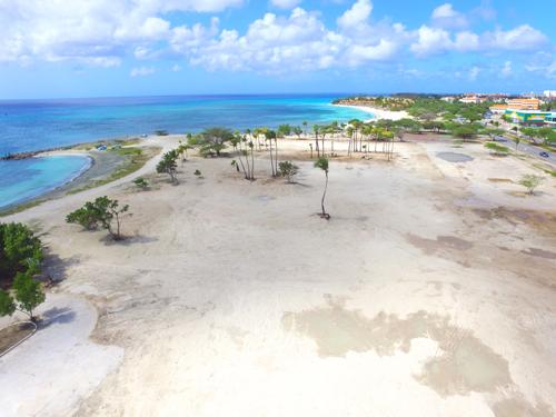 bushiri beach Aruba