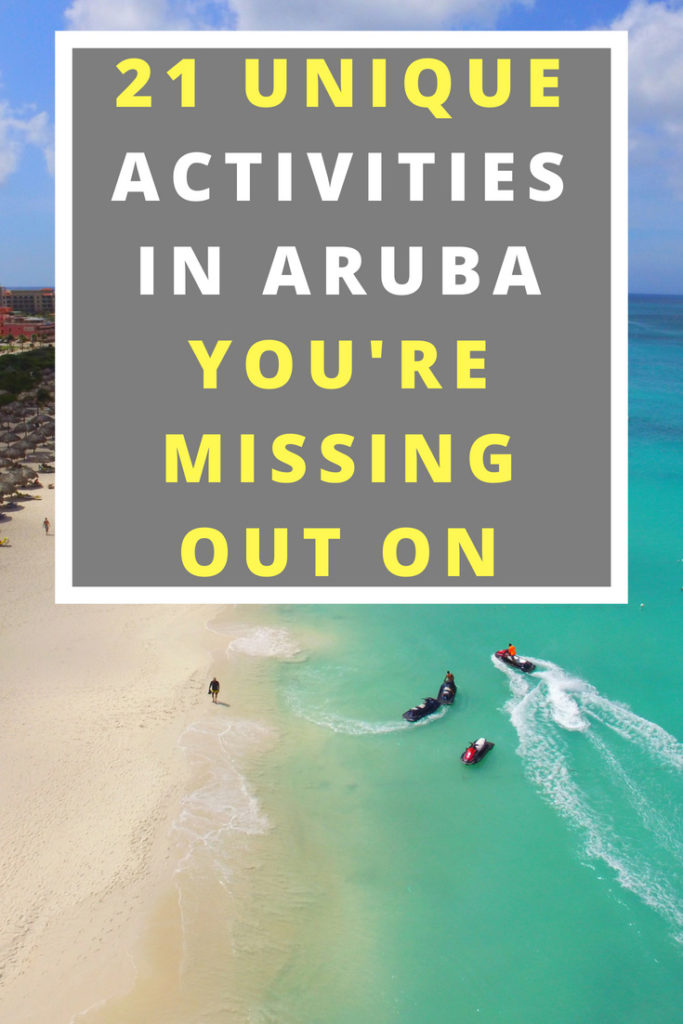 things to do in Aruba, Aruba excursions