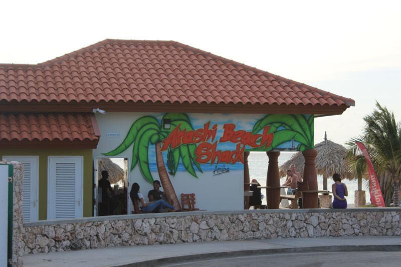 new in Aruba