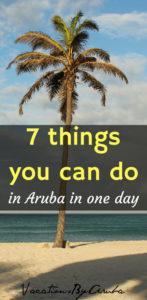 things you can do in Aruba