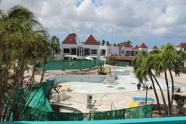 The Mill Resort and Suites in Aruba