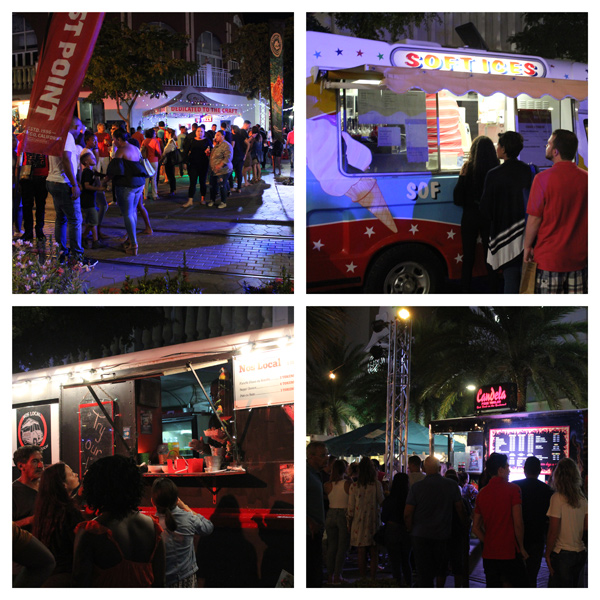 Aruba food truck festival