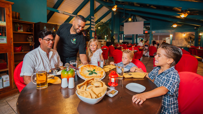 local restaurant in palm beach sweet peppers kid friendly