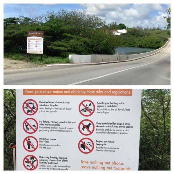 Spaans Lagoon Regulations