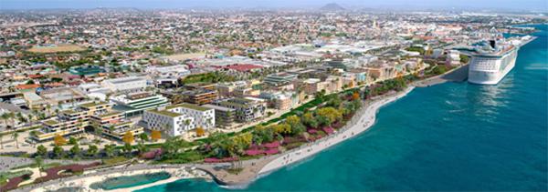 port-city-in-aruba
